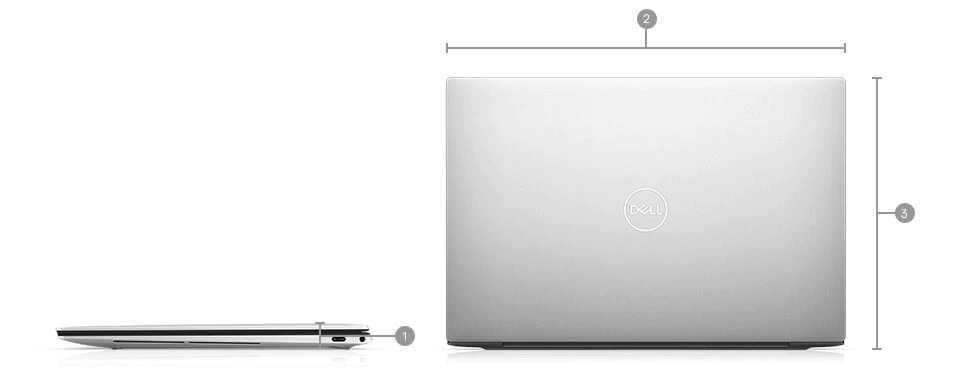 Dell XPS 13 9300 Notebook