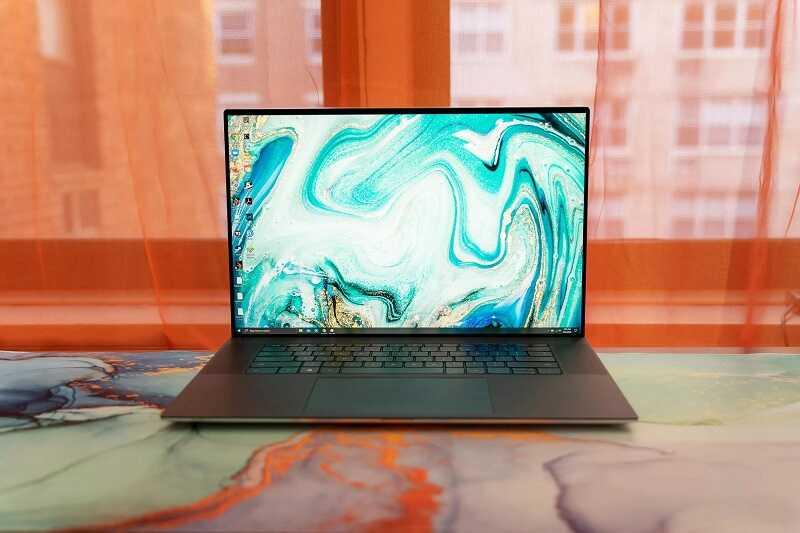 Laptop Dell XPS 17 (9700)