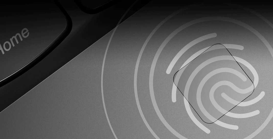 Lenovo Yoga C940 14  Integrated Fingerprint Reader