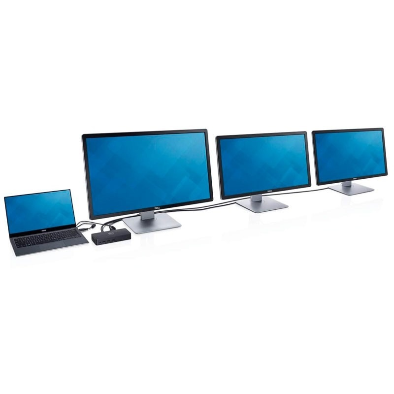Dell Docking Station D3100 USB 3.0 Up to 4k