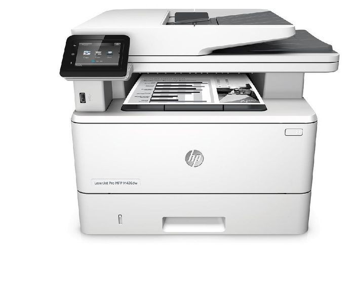 Máy in HP LaserJet Pro MFP M426FDW ( In 2 mặt + Wifi -Scan-Copy-Fax)