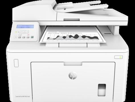 HP LaserJet MFP M227sdn  ( In 2 mặt + in mạng -Scan-Copy-Fax)