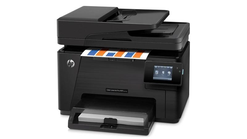 HP Color LaserJet Pro MFP M177fw (In laser màu + In mạng+ Wifi- Scan – Copy - Fax)