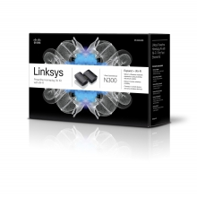 Linksys Powerline AV Wireless Network Extender (PLWK400)