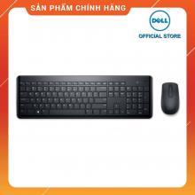 Bàn phím và chuột không dây Dell KM117